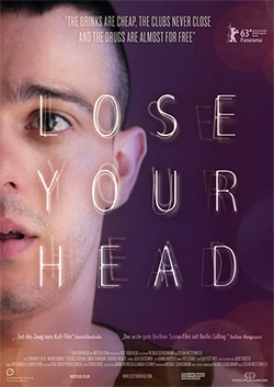 LYH poster final Lose Your Head (2014) Thriller (HD)